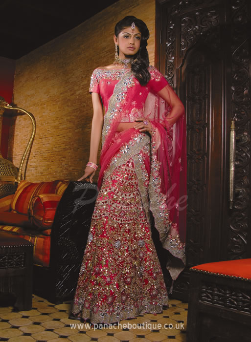 fashion asian bridal