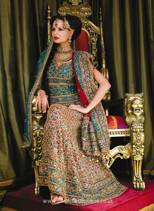 Asian fashion for Indian wedding guest dresses uk